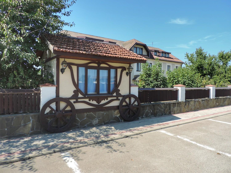Гостиница в Белореченске