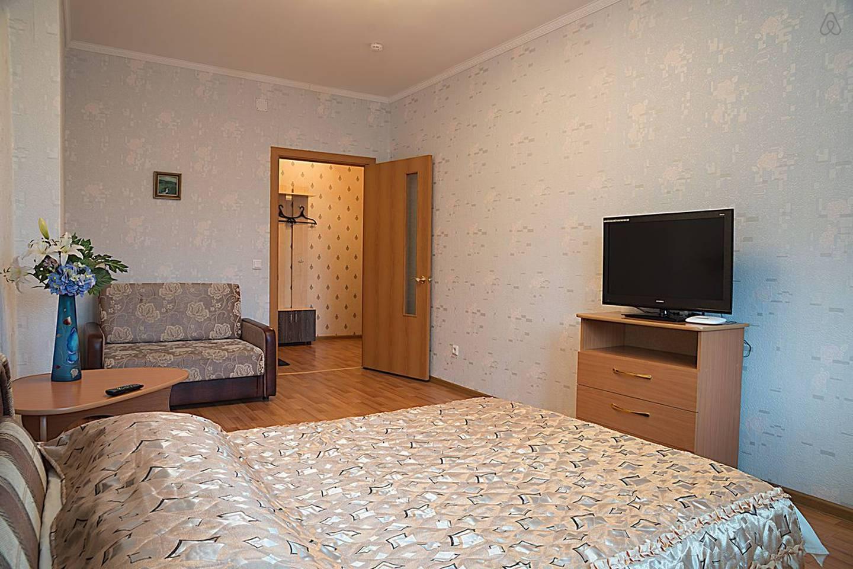 Квартира с ремонтом на набережной Волгоград