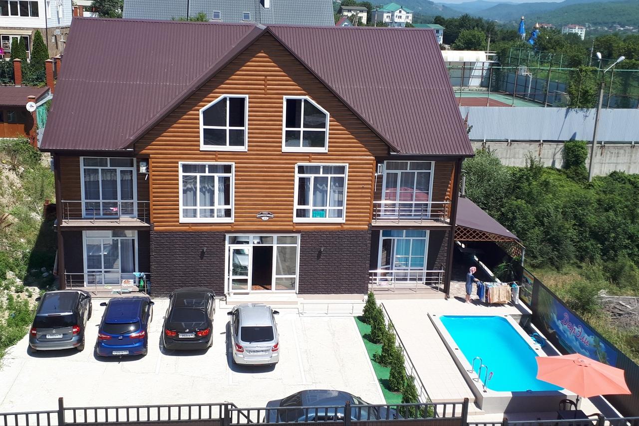 «ДарЭли» гостевой дом в Джубге