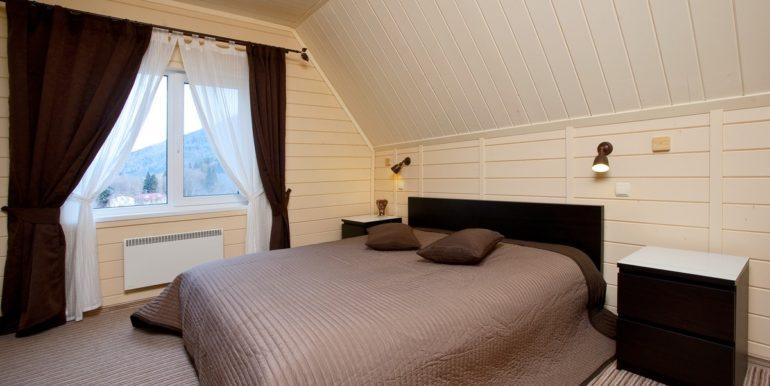 Номер Апартаменты - спальня